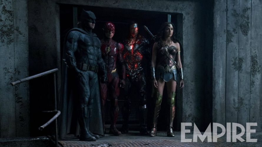 justice league 2017 superhero movies