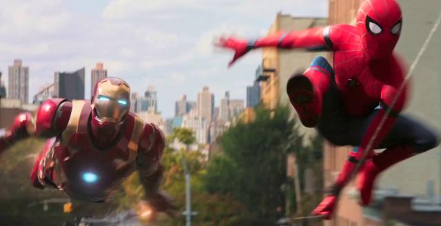 spider-man homecoming 2017 superhero movies