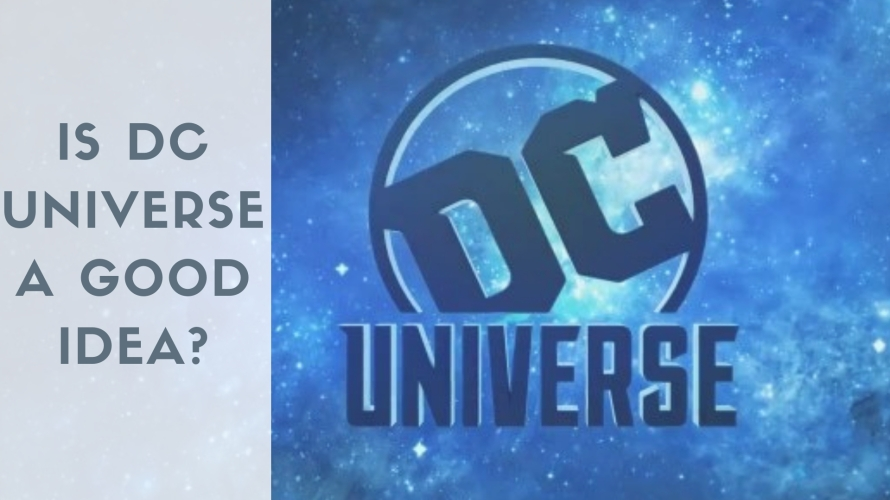 is DC Universe available in Australia?